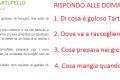 Sabato 12 ottobre - Comprensione scritta di un testo (Italiano)