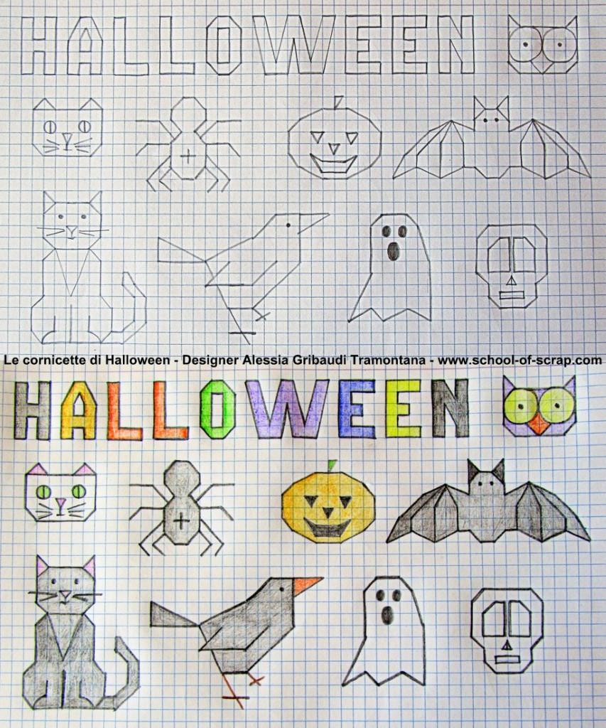 Le cornicette di Halloween