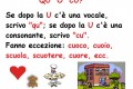 Mercoledì 5 Febbraio 2014: ortografia (parole capricciose) e grammatica (nomi comuni e propri) - Italiano