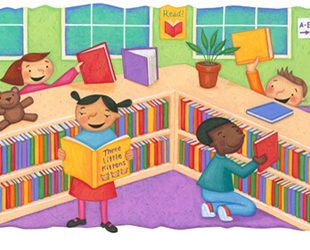 Venerdì 4 Aprile 2014: biblioteca e (ancora) apostrofo… (Italiano)