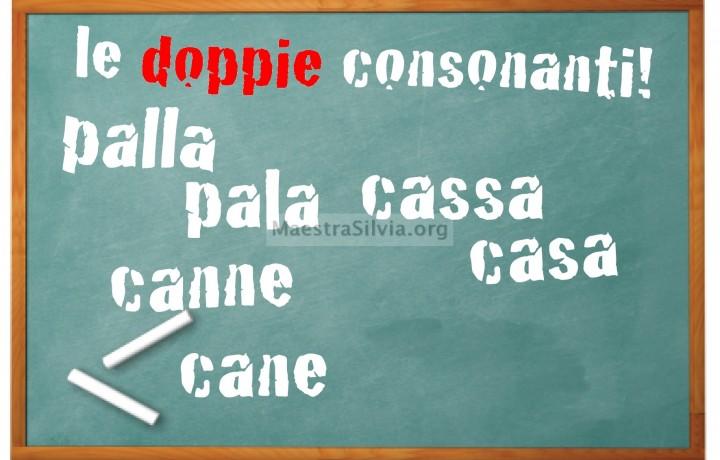 Giochi metafonologici e altre attività per il riconoscimento delle doppie