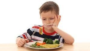 """""""Non mi piace!"""", ovvero: bambini che non vogliono mangiare."""
