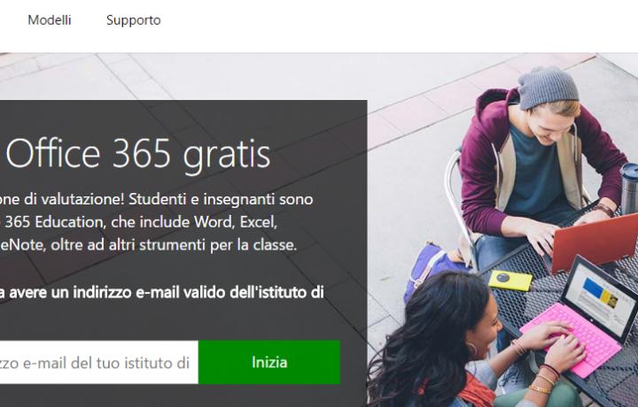 Office Online: una risorsa gratuita per tutti gli studenti e le scuole (lezione con verifica per tutte le classi)