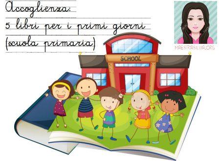[Accoglienza primaria] Libri per i primi giorni di scuola