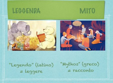 Miti e leggende: elementi in comune e differenze